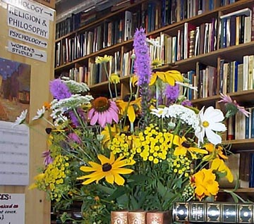 theosophical,               sufic and isms with flowers